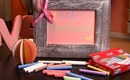 Gift/Home Decor: DIY Chalkboard Paint
