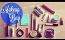 What's in My Makeup Bag | Update
