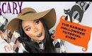 Easy Scarecrow Makeup | Halloween makeup| Leiydbeauty