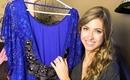 LA Shopping HAUL! ++ Birthday/Bachelorette Dresses!!