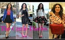 The Carrie Diaries Inspired Outfits + DIY Carrie purse!