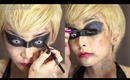 Batman Arkham Origins   Copperhead Makeup