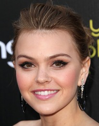 Young Hollywood Awards  Makeup: Aimee Teegarden