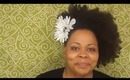 A Natural Hair Style with Dearnatural62