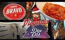 Vlogmas2017 DIA #9 comida con amigas, noche de museos | Kittypinky