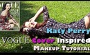 Katy Perry Vogue Cover Inspired Makeup Tutorial