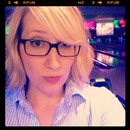 Glam glasses at the bowling alley