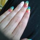 rainbow gradient!