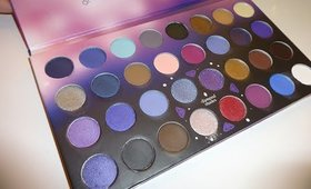BHCOSMETICS PARTY GIRL AFTERHOURS PALETTE REVIEW!