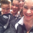 Dance competition today(: