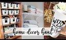 Home Decor Haul - Target CLEARANCE, Menards, Walmart, Amazon