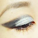 Sparkle Eye Look