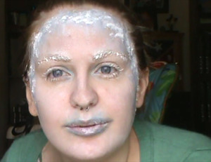 Frozen Makeup