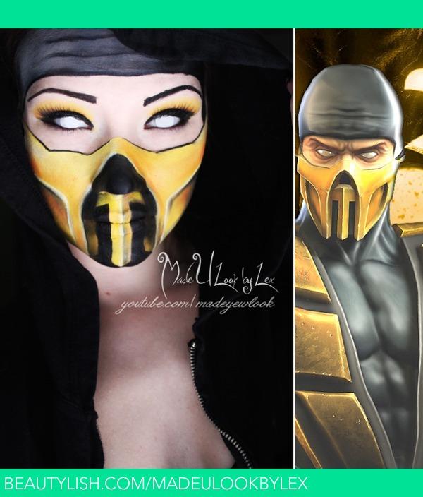 Scorpion Mortal Kombat Alexys F S Madeulookbylex Photo