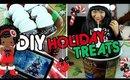 Easy & Yummy DIY Holiday Treats | CloseupwithKamii