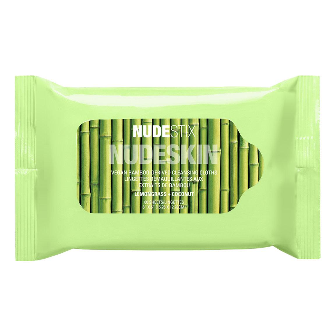 Nudestix NUDESKIN Vegan Bamboo Cleansing Cloths alternative view 1 - product swatch.