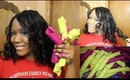 New Extra Long &  Extra Wide Curlformers Tutorial - Heat Free Roller Set