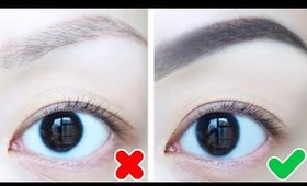The EYEBROW HACK You Never Knew You Needed (UNTIL NOW!)