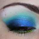 Sugarpill Blue & Green