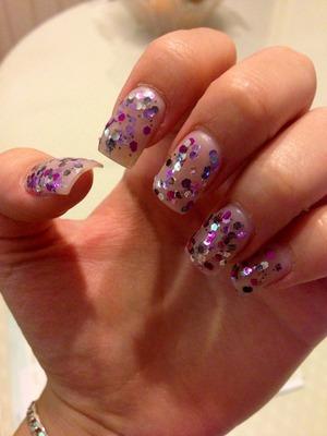Glitter love <3