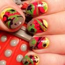 Slushie Nail Art