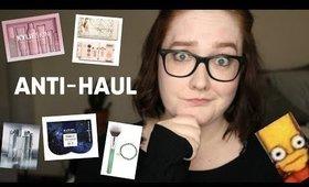 Anti Haul #2 | Kylie, KKW Beauty, Jaclyn Hill, and Butt Sheet Masks