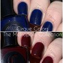 Cirque Colors The Metropolis Collection