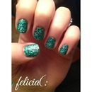 Bling It On Emerald!