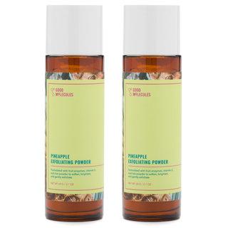 Pineapple Exfoliating Powder Duo