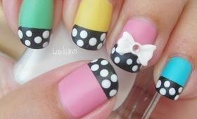 Nail Art - Dolly Wink Nail Polish Inspired - Decoracion de Uñas