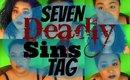 Seven Deadly Sins Tag Collab (NoBlandMakeup)