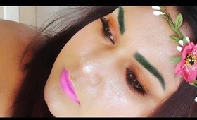 Halloween Makeup Tutorial: Woodland Fairy!!
