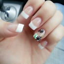 White tips and new design. :)