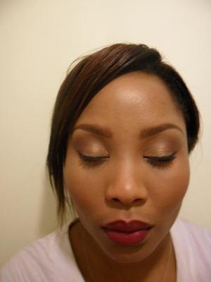 Traditional Bridal Make Up for Woman of Colour with an Asian Bridal Twist