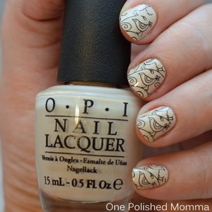 http://onepolishedmomma.blogspot.com/2015/04/cute-bird-stamping-and-gold-flakies.html?m=1