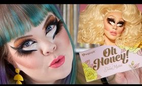 Oh Honey! Trixie Mattel x Sugarpill Cosmetics Makeup Tutorial