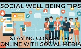 Social Well Being - The Importance Of Social Connections And Interaction | mathias4makeup