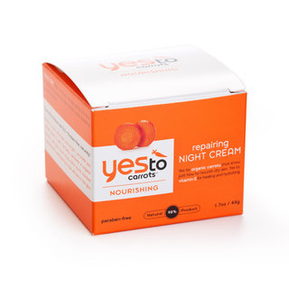 Yes to Carrots Night Moisturizing Cream