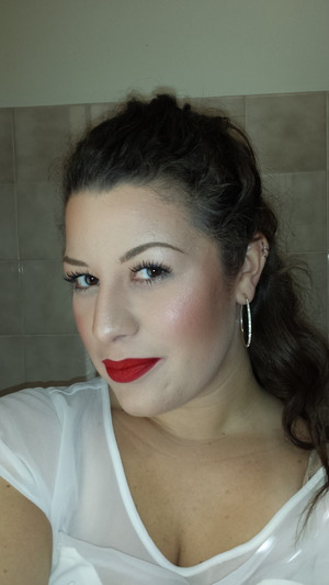 feelin' Ruby Woo this time of the year :)
