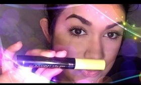 BEST MASCARA EVER! LONG, THICK LASHES QUICK - Miliani Runway Lashes
