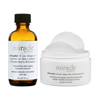 Philosophy Miracle Worker Miraculous Anti-aging Retinoid Pads and Solution