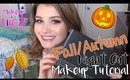 Fall/Autumn Night Out Makeup Tutorial (Collab!)