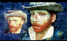 HALLOWEEN MAKEUP: Vincent Van Gogh