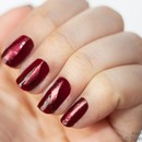 Bloodrust - Cesare Borgia inspired nails