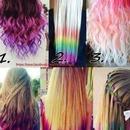 Creative hair styles!