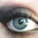 today's eye makeup