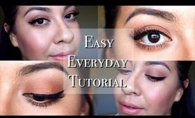 Easy Everyday Look | Tutorial feat. MAC