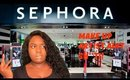 STORY TIME!!! : Sephora Makeup Artist JACKED ME THA HELL UP!!!