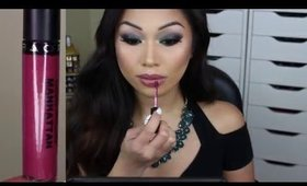 Sparkly Emerald Holiday Makeup Tutorial