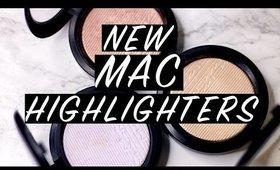 MAC In The Spotlight   NEW MAC HIGHLIGHTERS